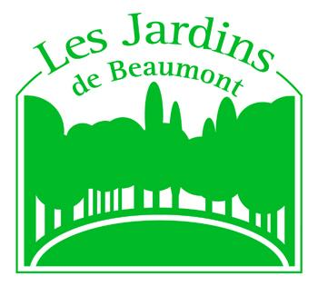 Logo jardin beaumont grand